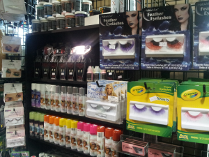 We have all of the makeup and accessories you could need!