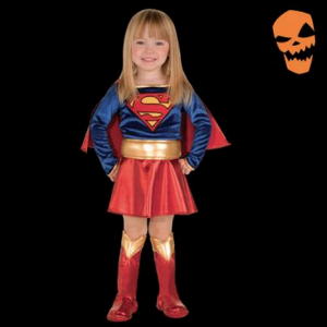 super girl - girls halloween costumes - halloween stores canada