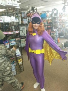 Batwoman at Calgary North