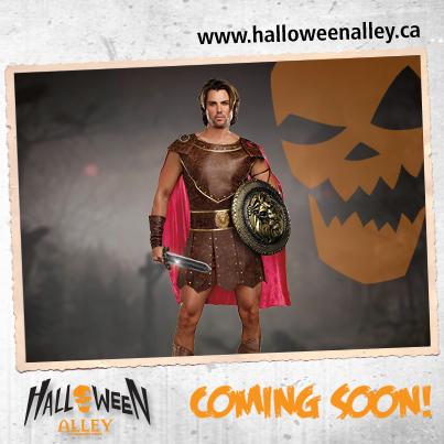 Hercules Costume Canada