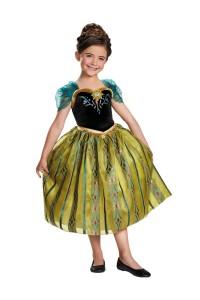 Frozen Anna Halloween Costume