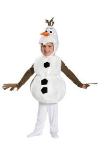 Frozen Olaf Halloween Costume