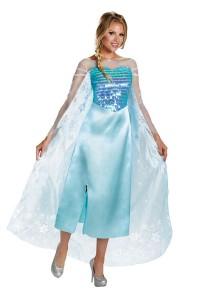 Frozen Elsa Halloween Costume