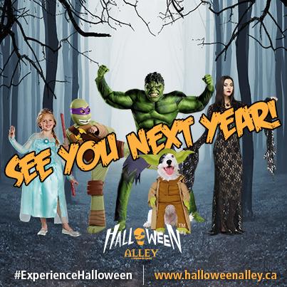 Halloween Store Canada