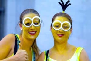 Minions DIY costumes