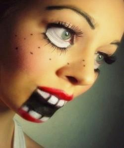 10 awesome diy halloween costume ideas face painted nutcracker solutioingenieria Images