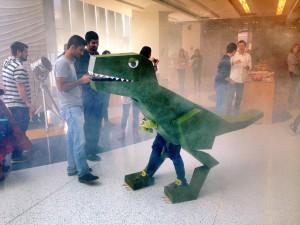 Lizasaurus Rex