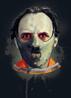 Hannibal Lecter For Halloween