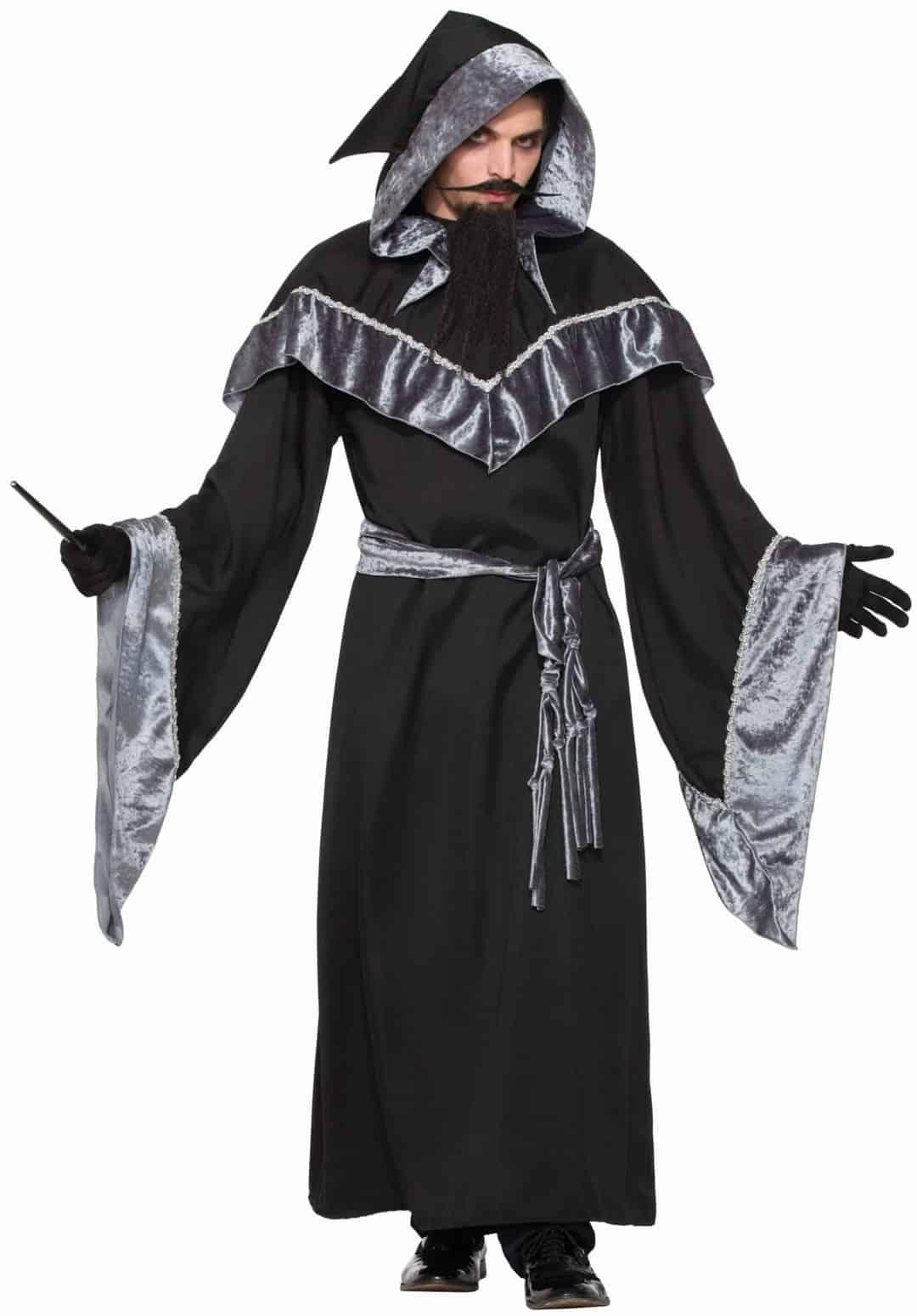 76989- wizard costume for men – Halloween Alley