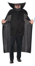 Headless Dracula Costume
