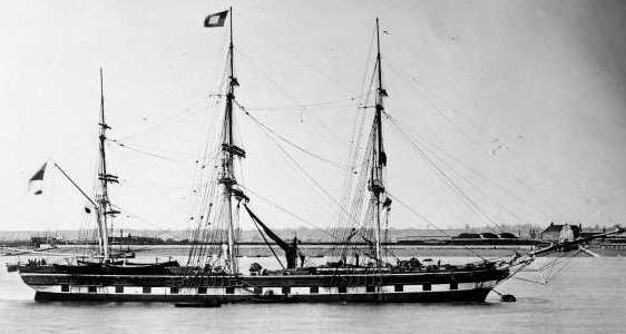 Young Teazer, the ghost ship in Nova Scotia