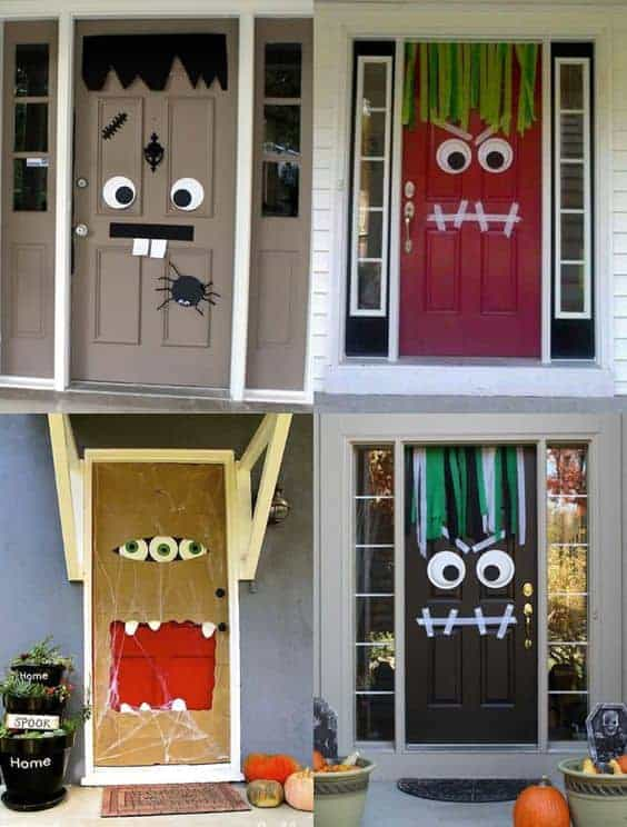 Apartmentfriendly Home Decor Ideas For Halloween ~ 153924_Halloween Decorating Ideas Apartments