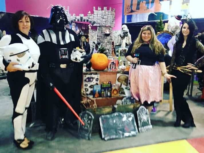 We don't just offer costumes, we make your Halloween fantasy come alive