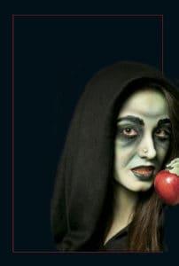 Witch Makeup Halloween - Women
