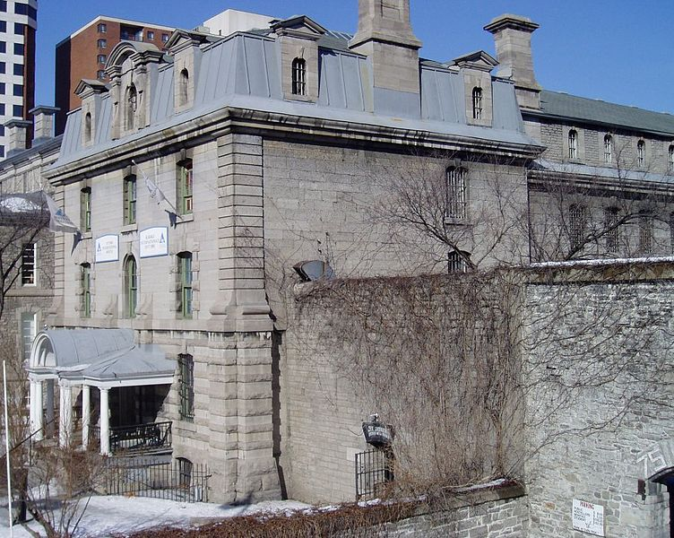 The Ottawa Jail Hostel