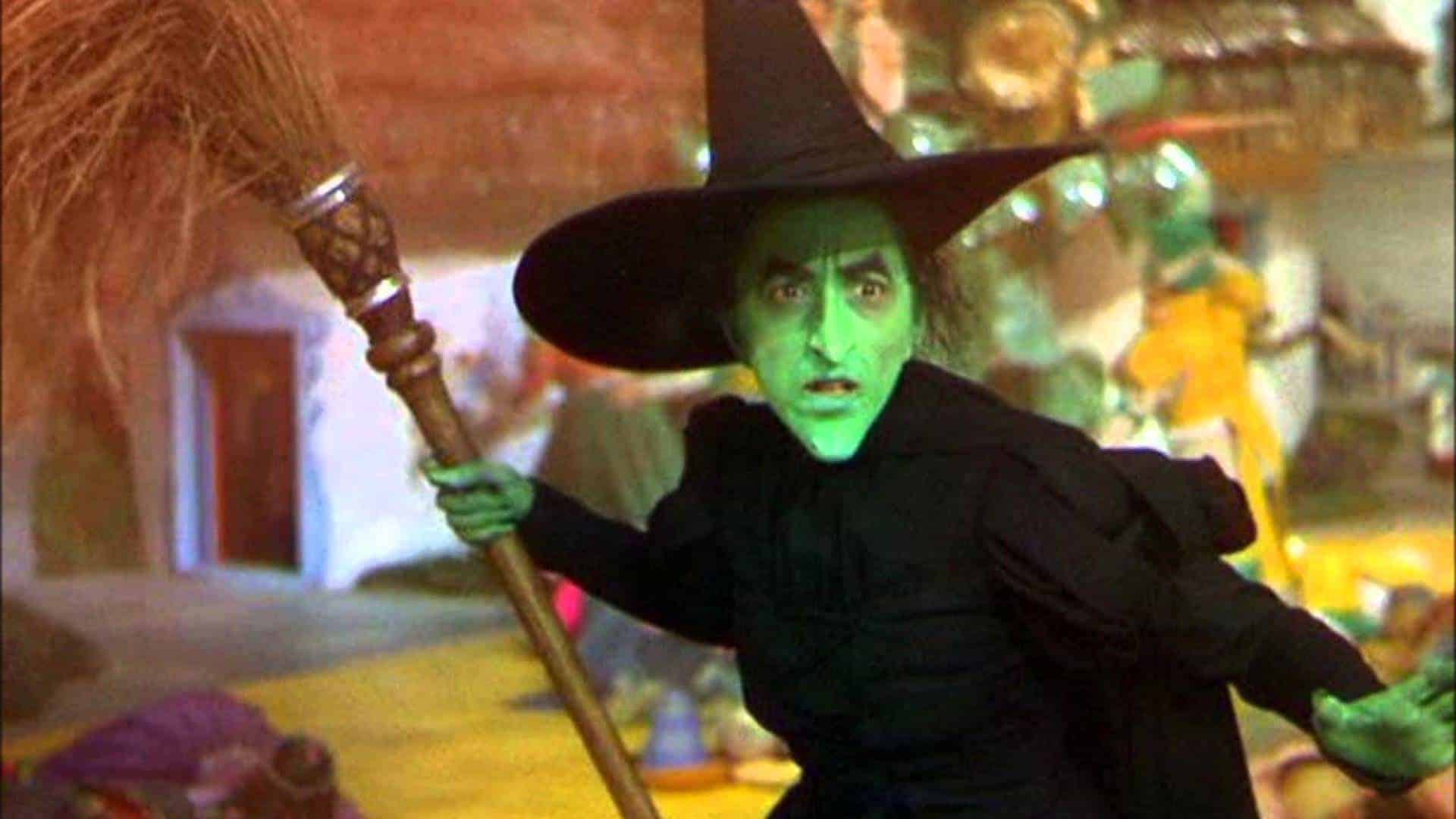 wicked witch of the west costume for Halloween