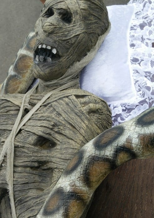 Dead Mummy Returns