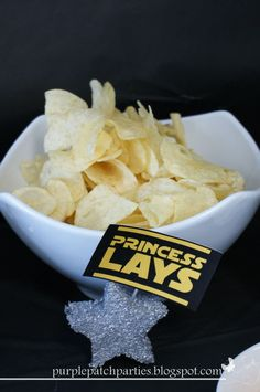 Starwars theme party ideas
