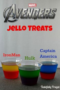 Avengers SHots