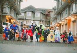 trick or treat costumes