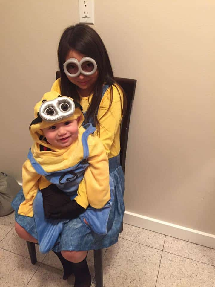 Halloween Minion