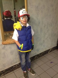 halloween diy kid costume