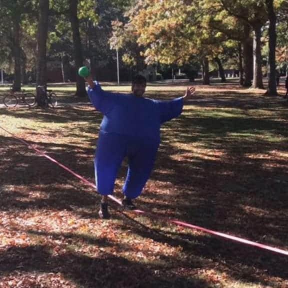 halloween inflatable