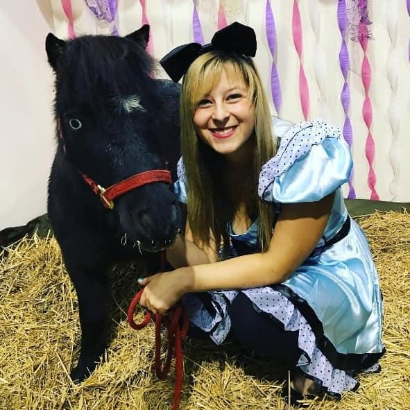 halloween pony
