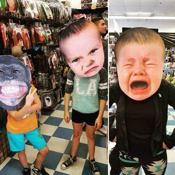 cry baby halloween