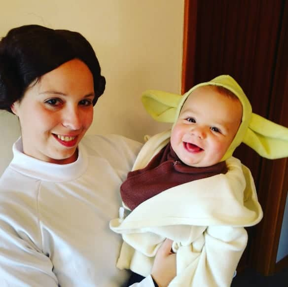 halloween mom and baby costumes