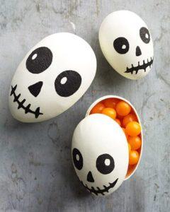 halloween easter eggs