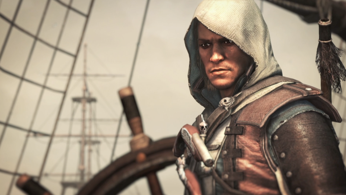 Assassin\'s Creed Edward Kenway – Halloween Alley