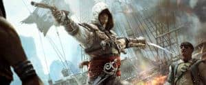 Assassins Creed Four Pirate