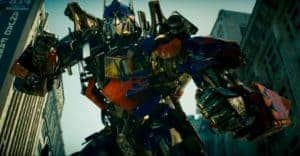 Optimus Prime 2007