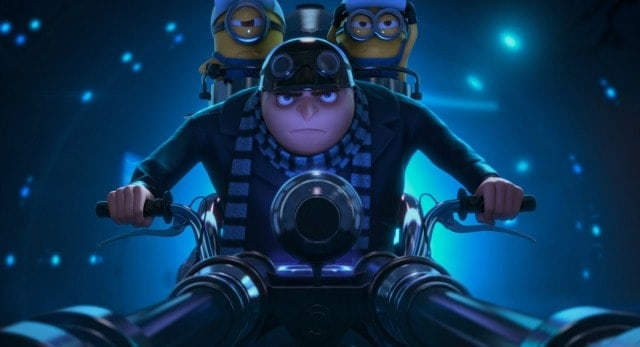 Dad Despicable Me