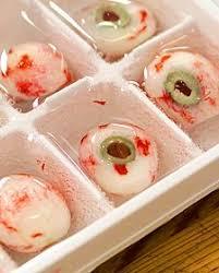 Eyeball Ice Cubes