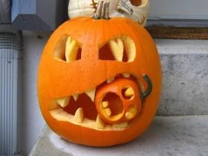 Poor little pumpkin