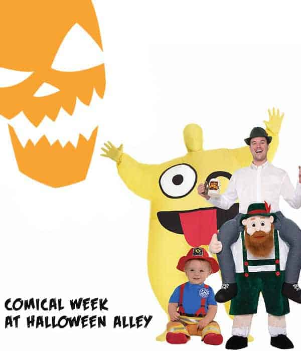 It's Comical Week