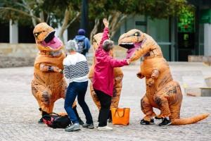 Popular T-Rex Costumes