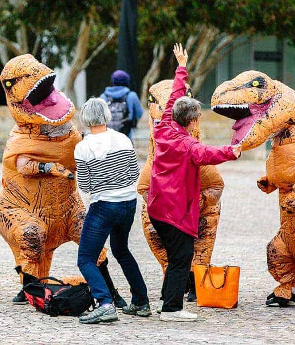 T-rex Halloween Costumes