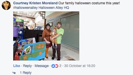 3rd Place Halloween Costume
