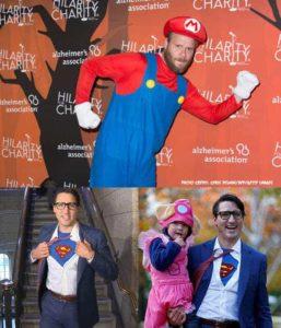 Celebrity Halloween costumes