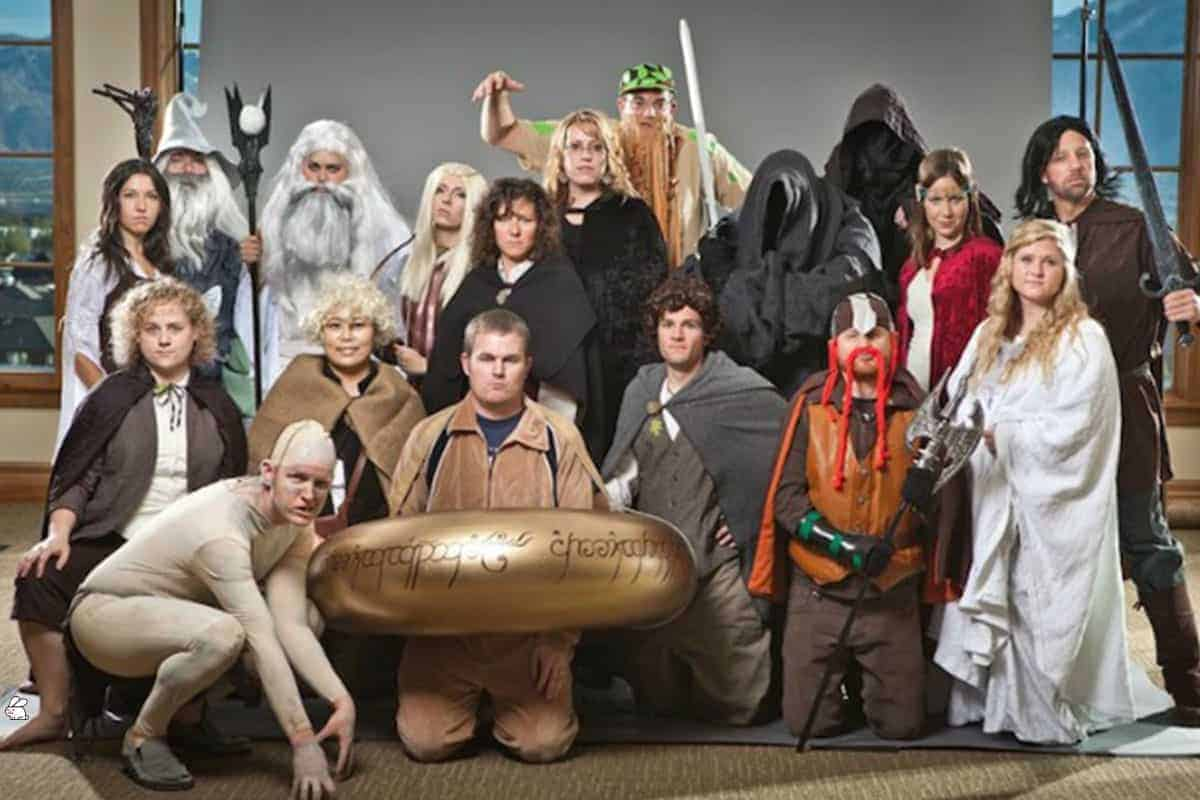 LOTR Group Costume