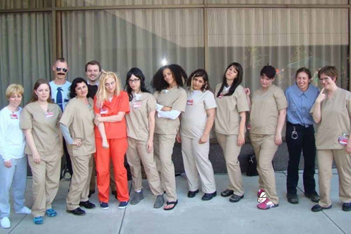 OITNB Group Costume