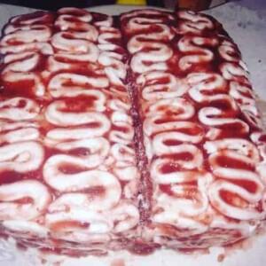 Red-Velvet-Brain-Cake