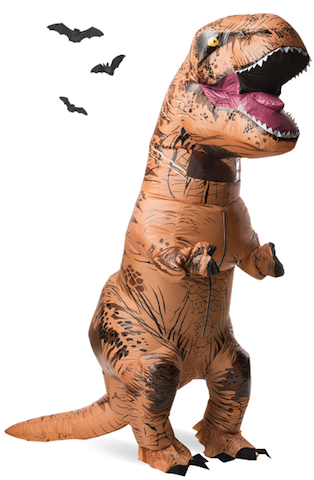T-Rex-Inflatable-Costume